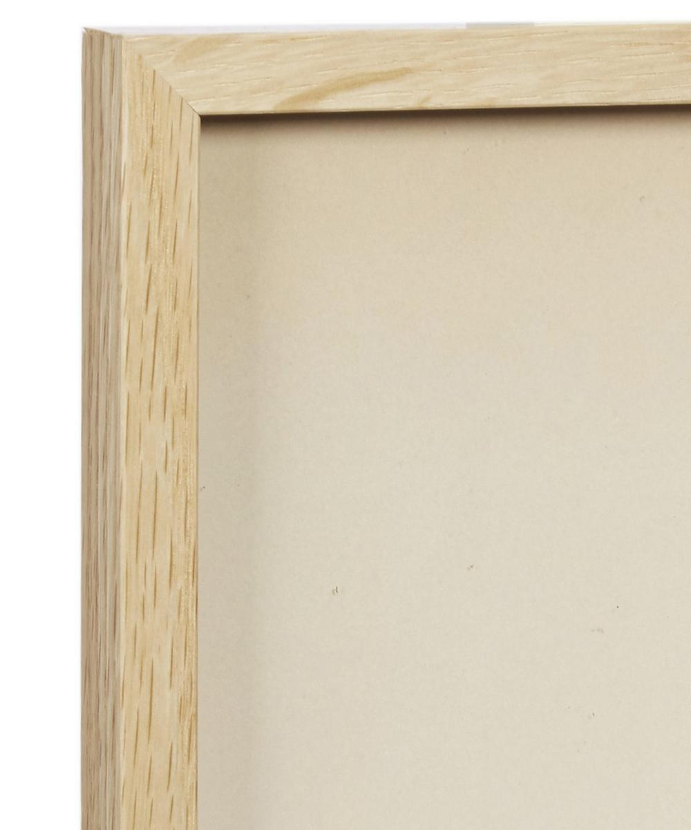 Palm Trunk Framed Print