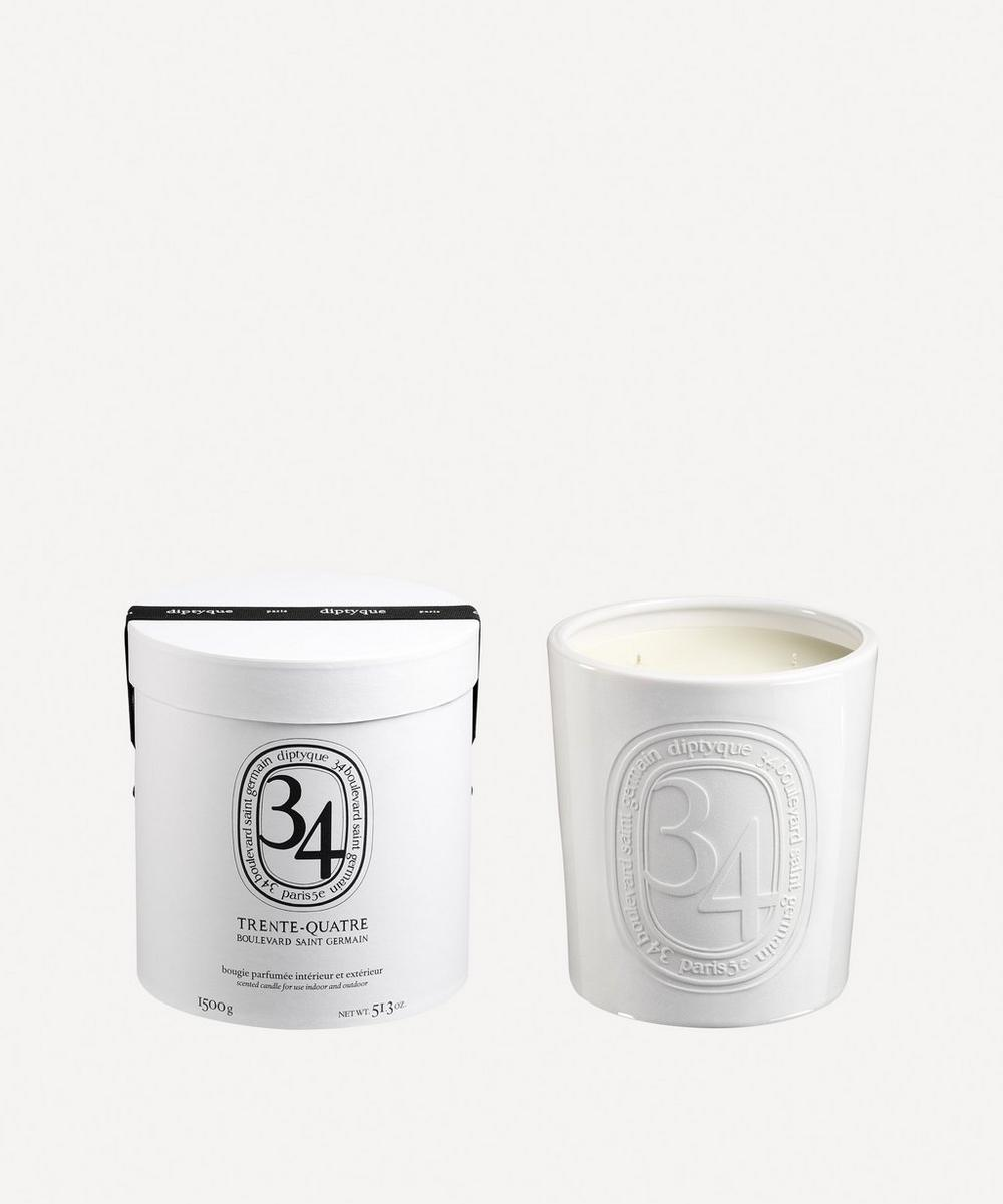 34 Indoor & Outdoor Scented Candle 1500g