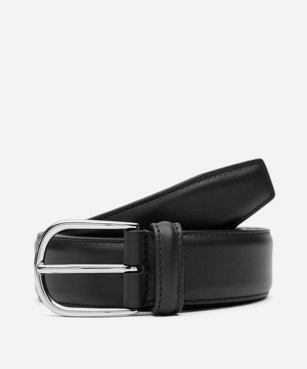 Anderson's - Stitch Leather Belt