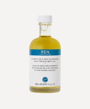 Atlantic Kelp and Microalgae Anti-Fatigue Bath Oil 110ml