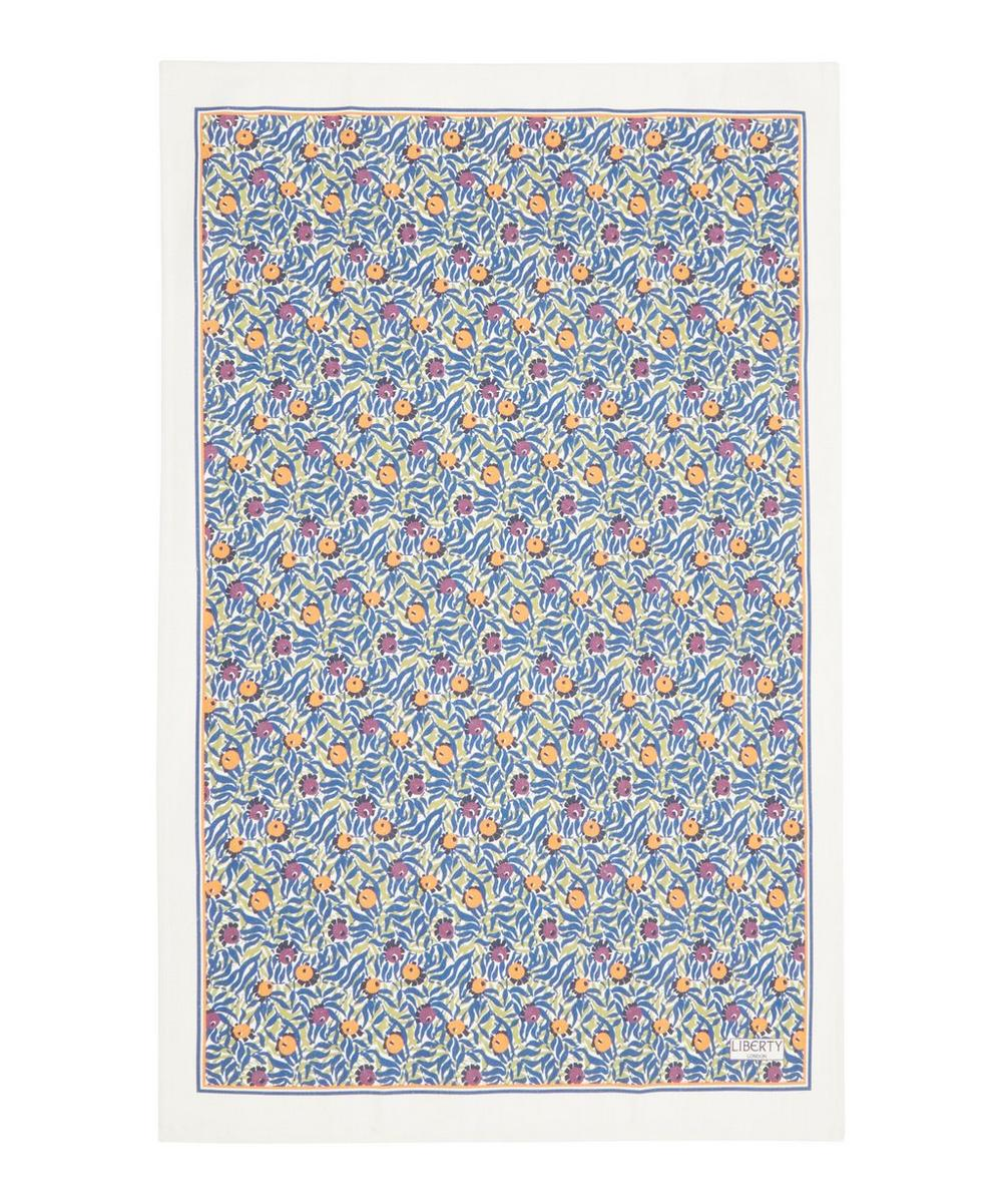 Huckleberry Tea Towel