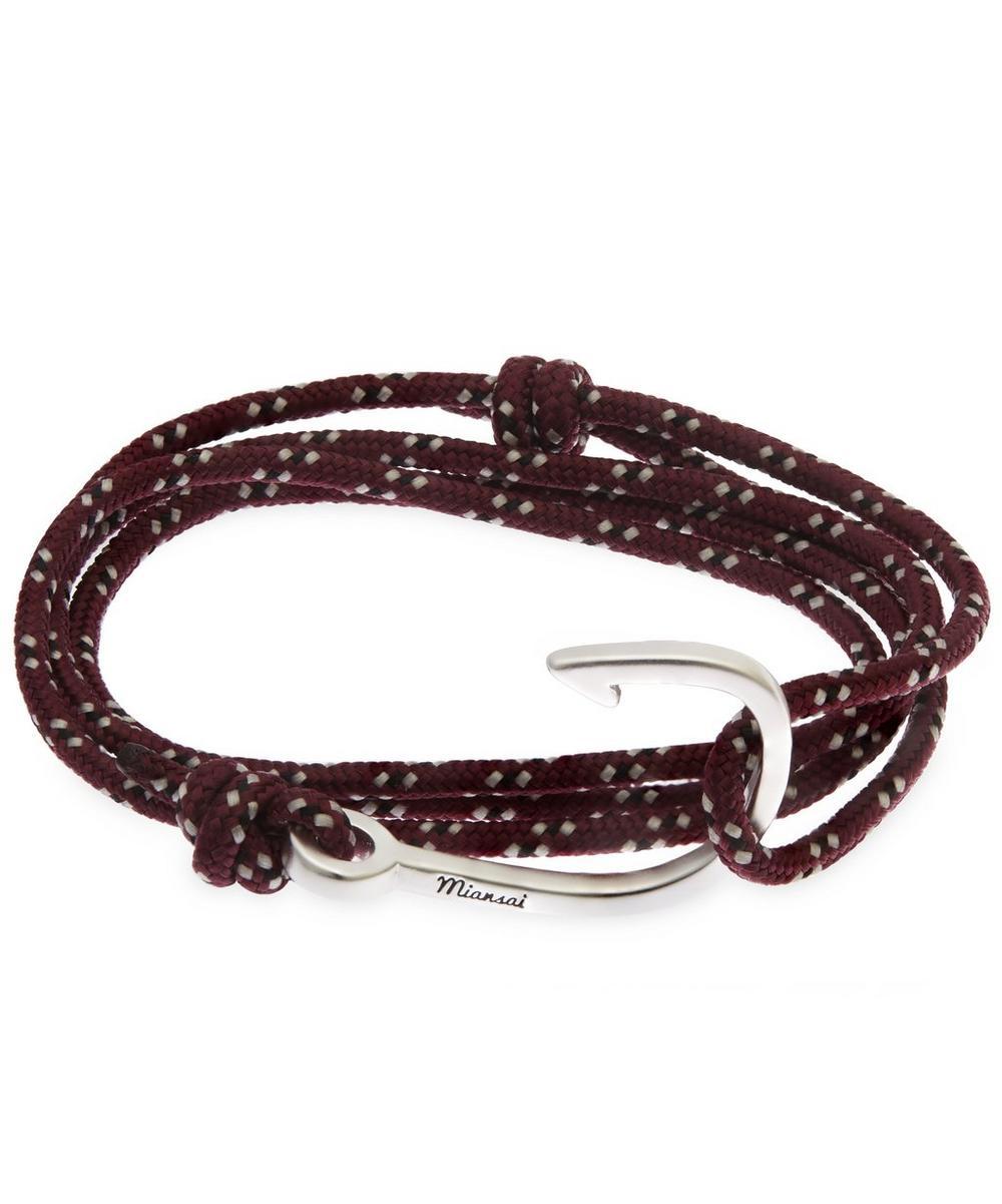 Bordeaux Wrap Bracelet