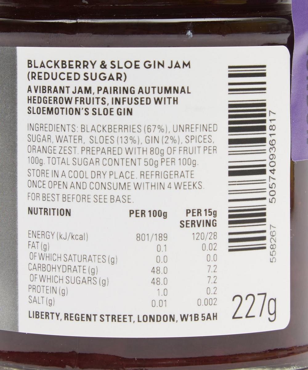 Blackberry and Sloe Gin Jam 227g
