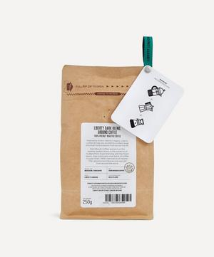 Liberty Dark Blend Ground Coffee 250g