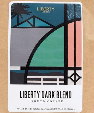 Liberty Dark Blend Ground Coffee 250g