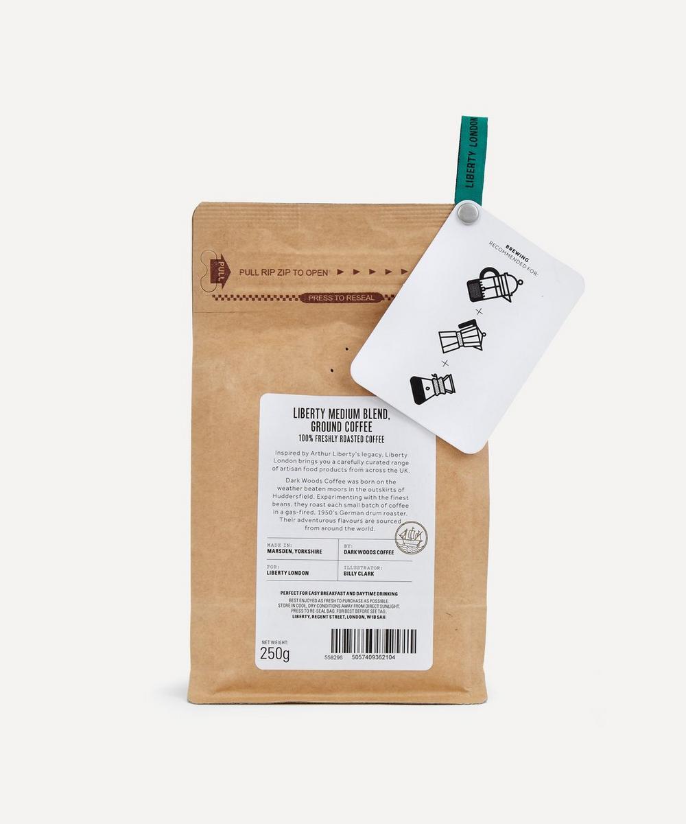 Liberty Medium Blend Ground Coffee 250g