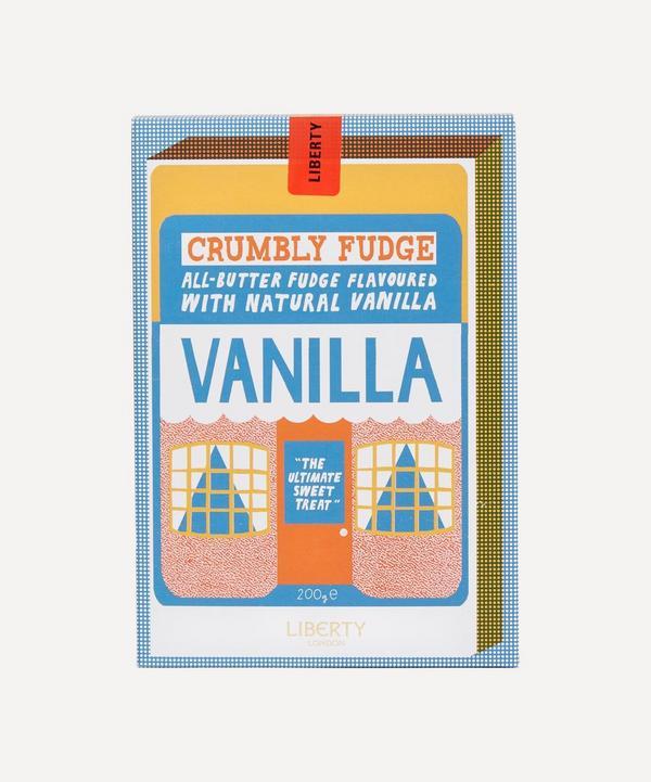 Vanilla Crumbly Fudge 200g