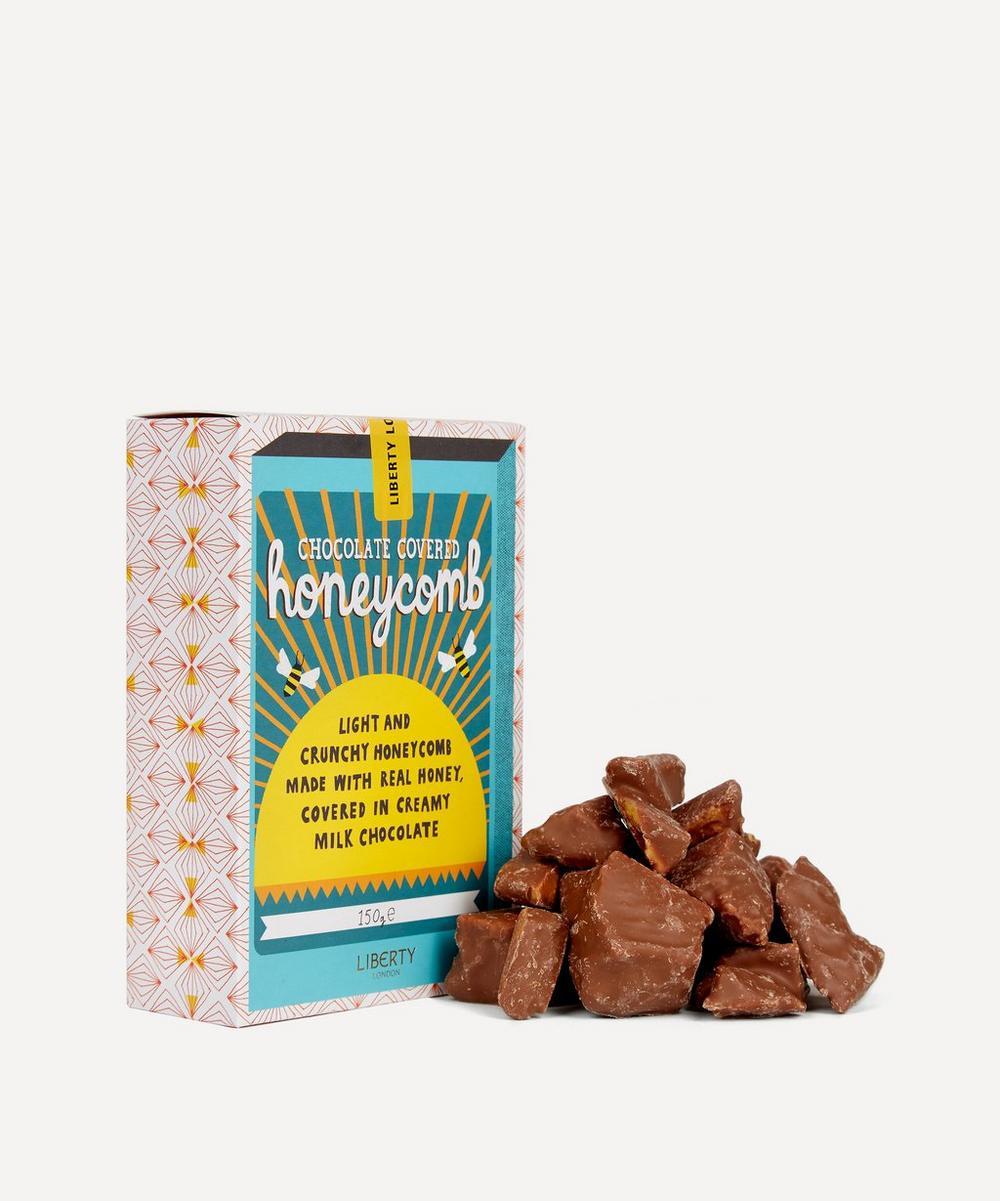 Milk Chocolate Covered Honeycomb 150g