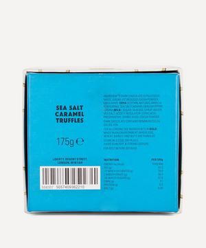 Dark Chocolate Sea Salt Caramel Truffles 175g