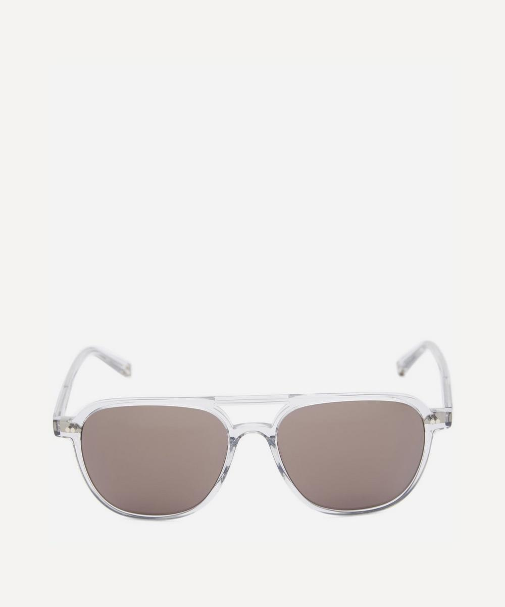 MOSCOT Bjorn Sunglasses in Grey