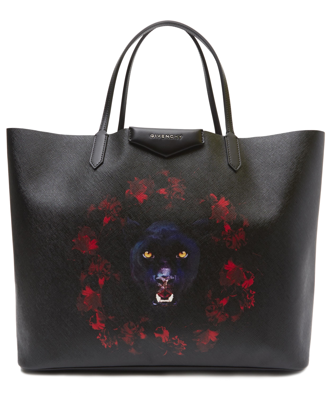 Jaguar Print Antigona Shopper  2418679bc2611