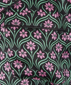Jasmine Long Silk Pyjama Set