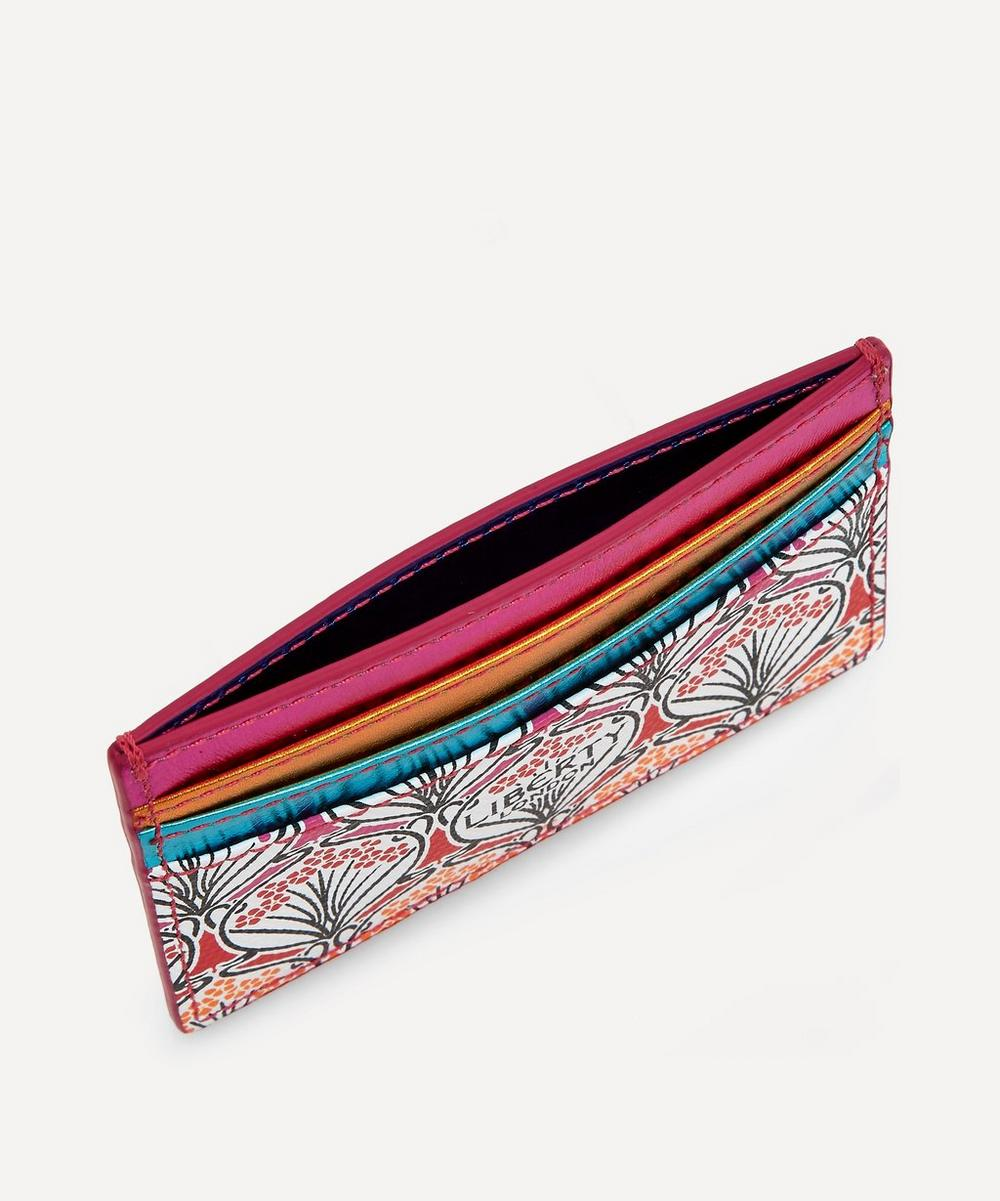 Rainbow Travel Card Holder