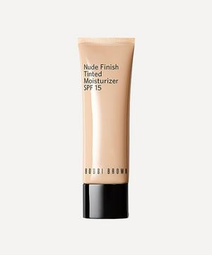 Nude Finish Tinted Moisturiser SPF 15
