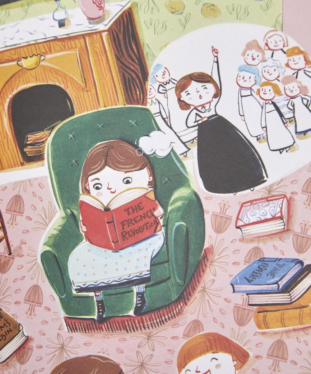 Little People Big Dreams Emmeline Pankhurst