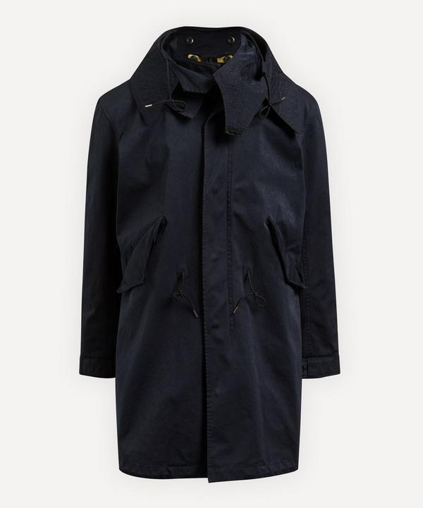 Ten c - Long Hooded Parka Coat