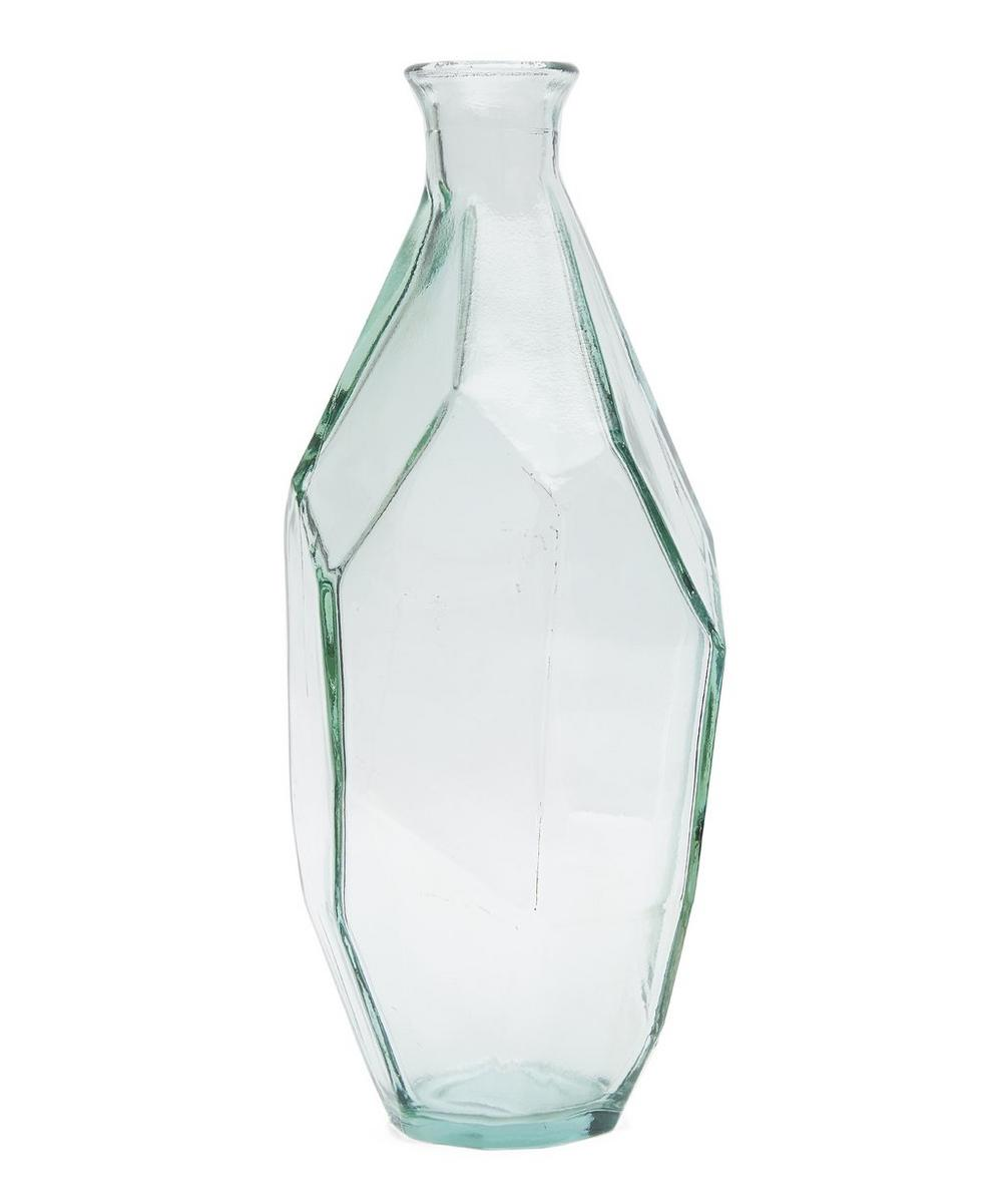 Clear Origami Vase 31cm Liberty London