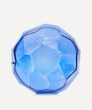 Blue Origami Bowl