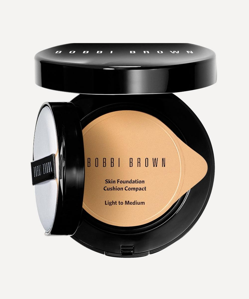 Bobbi Brown Skin Foundation Cushion Compact Spf 35 13g In Light To Medium