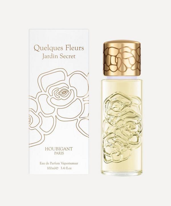 Houbigant - Quelques Fleurs Jardin Secret Eau de Parfum 100ml