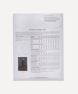 The Raglan Dress Pattern