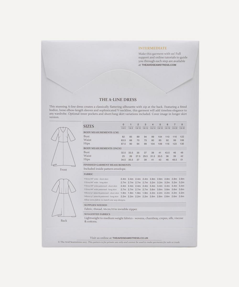The A-Line Dress Pattern