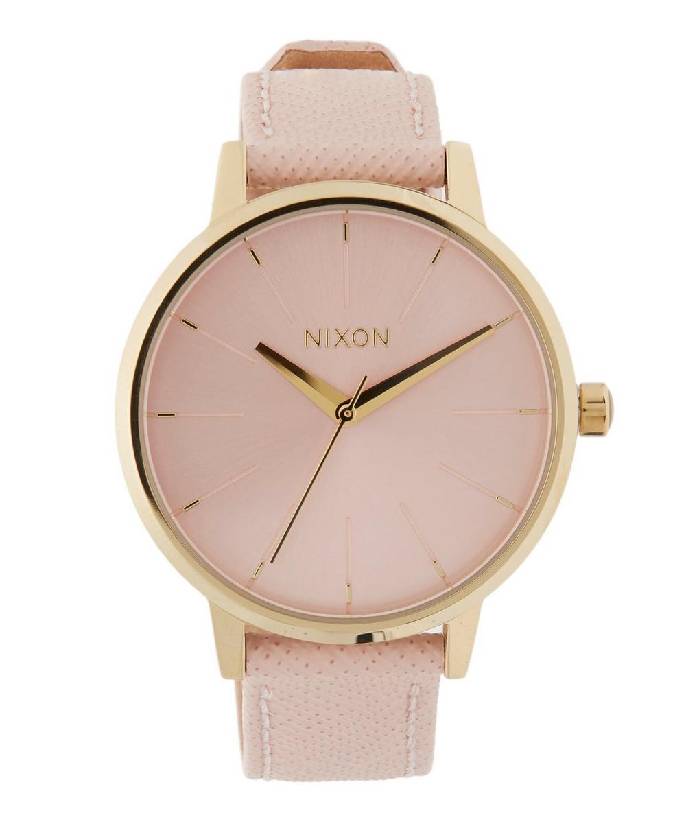 Kensington Leather Watch