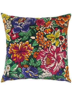 34 Garden of Beauty Velvet Cushion