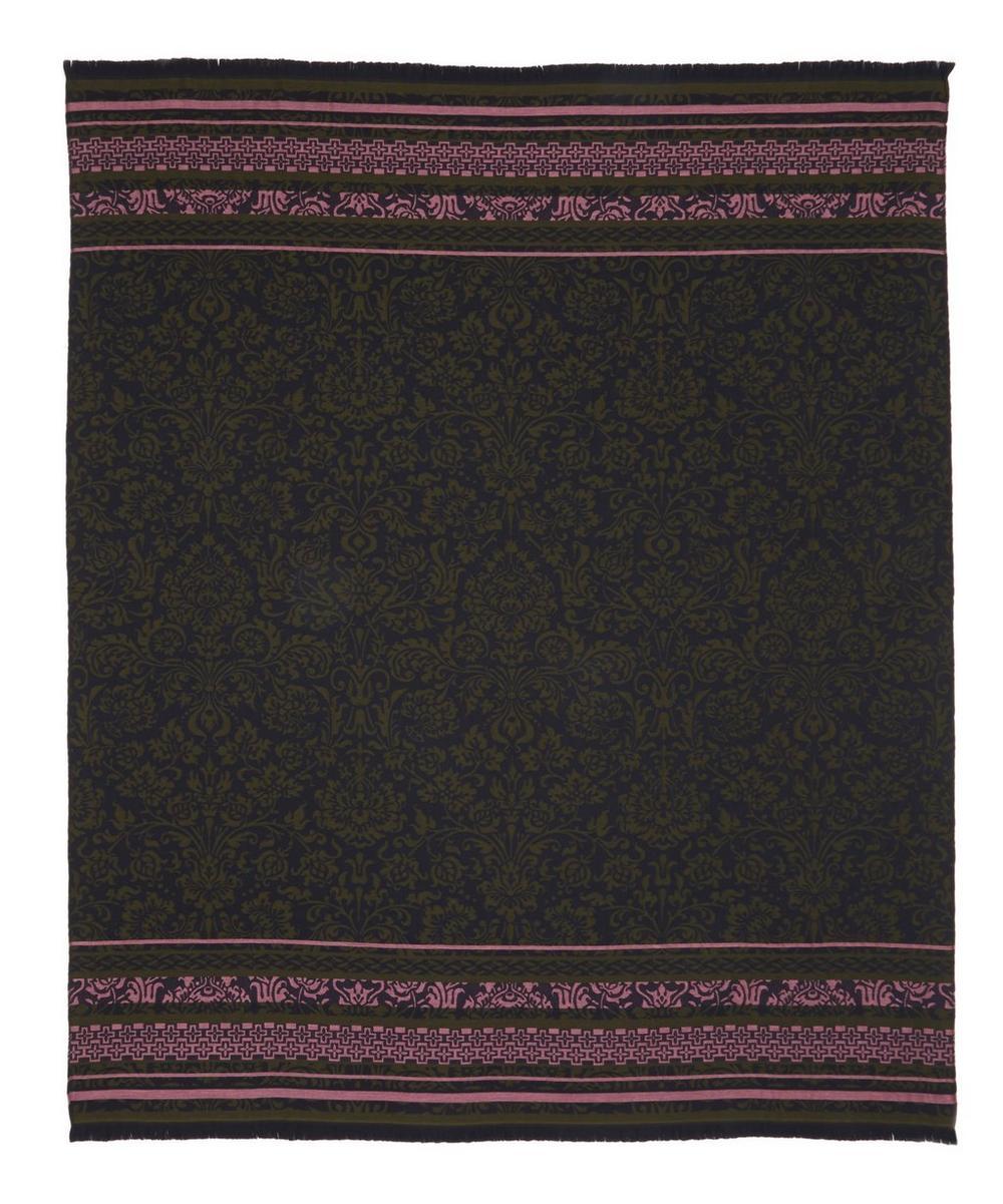 Auralia Wool-Blend Throw