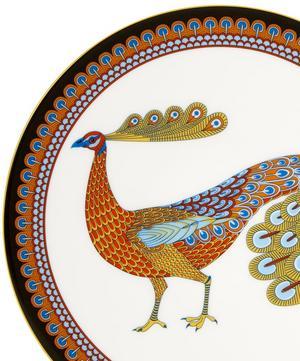 Peacock Garden Plate