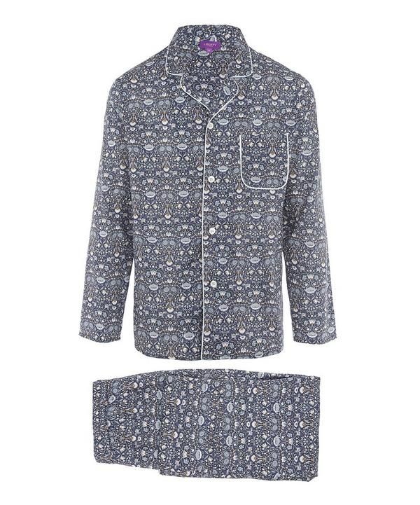 Lodden Long Tana Lawn Cotton Pyjama Set