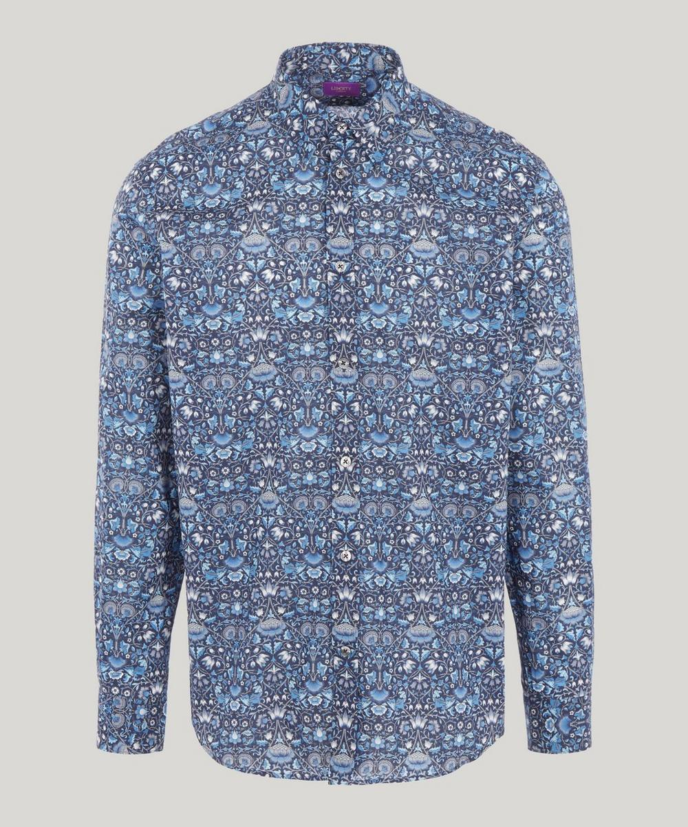 Lodden Print Tana Lawn Cotton Shirt
