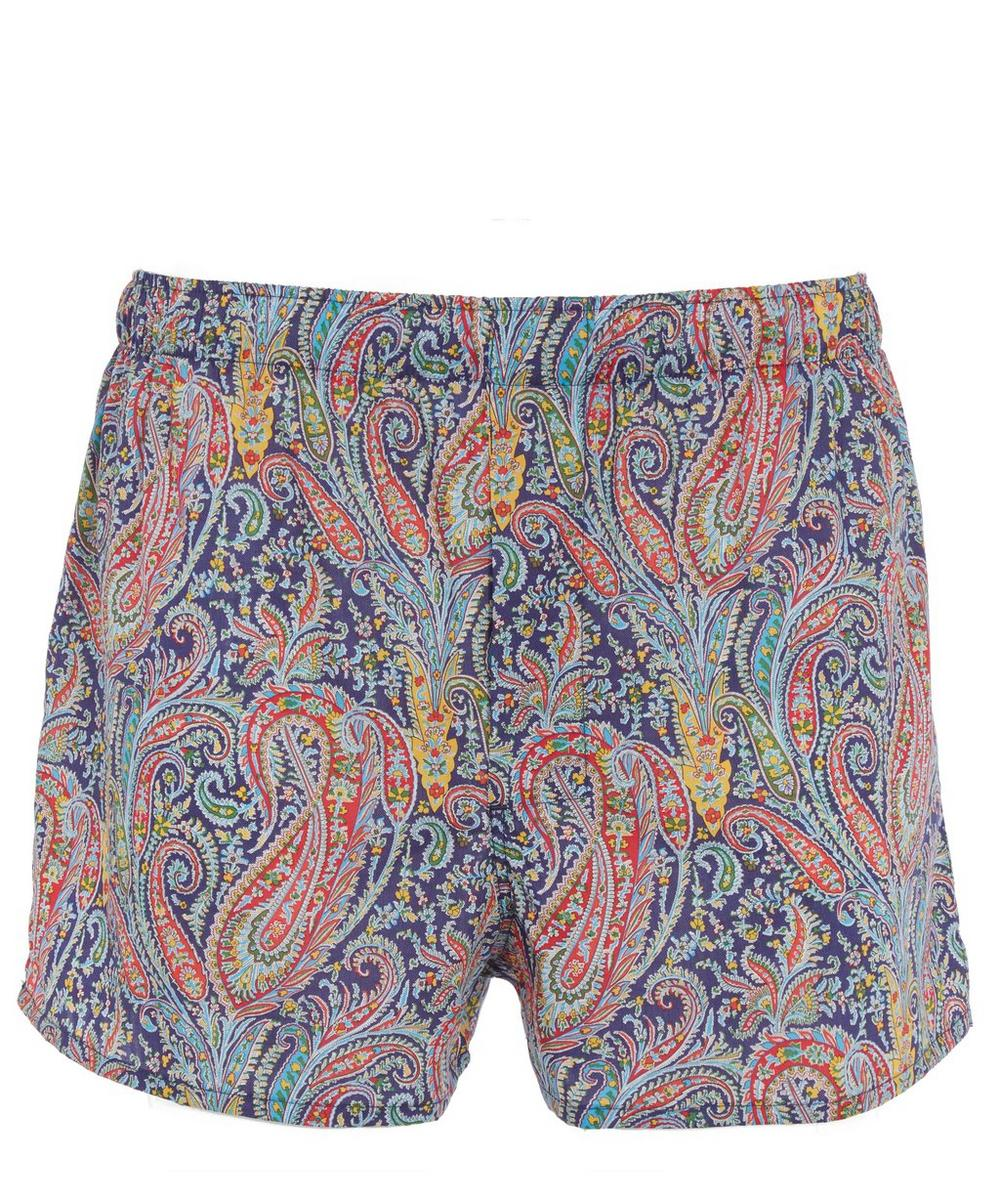 Felix and Isabelle Tana Lawn Cotton Boxer Shorts