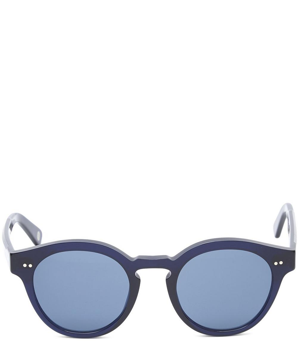 Abbesses Round Acetate Sunglasses
