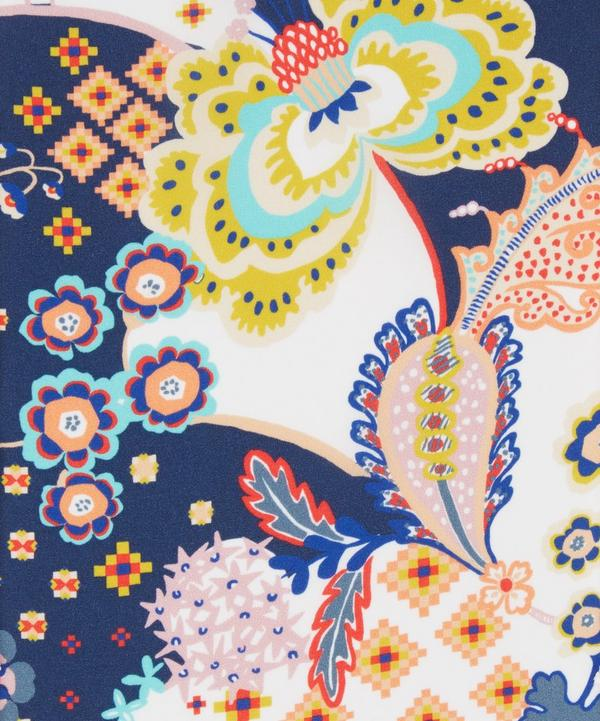 Floral Minuet Crepe de Chine