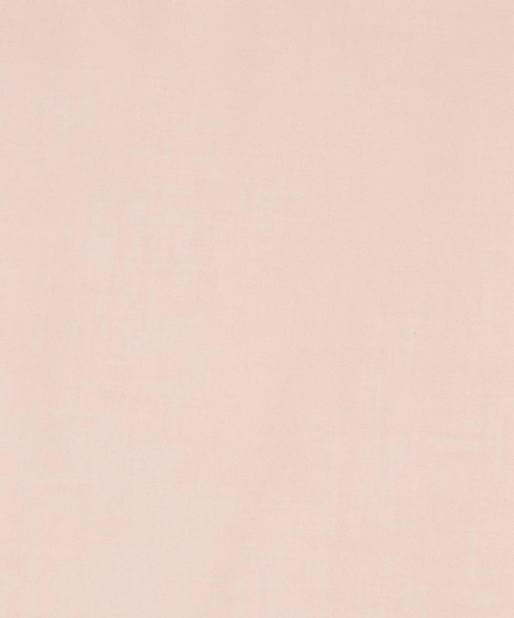 Blush Plain Tana Lawn Cotton