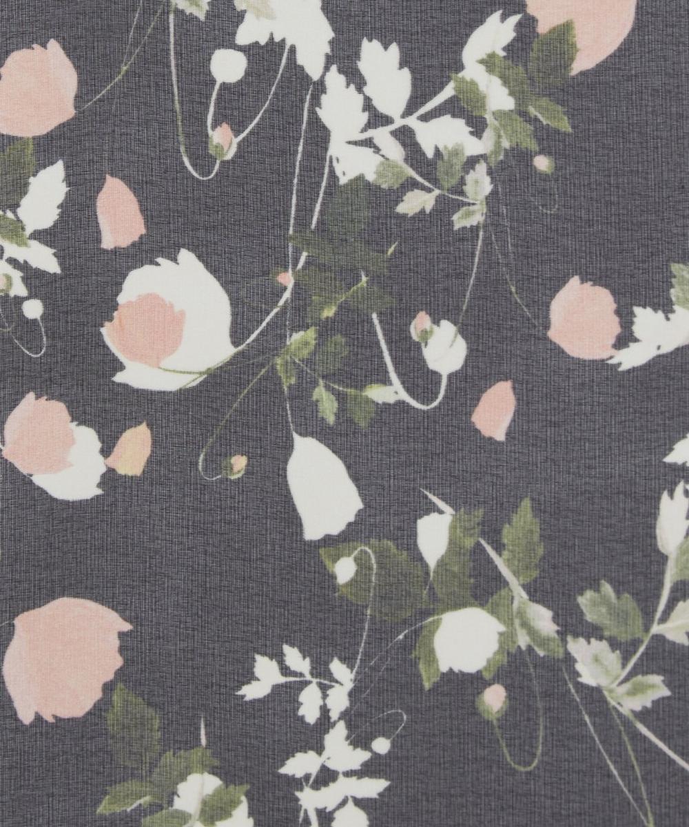 Poppy Dream Silk Chiffon
