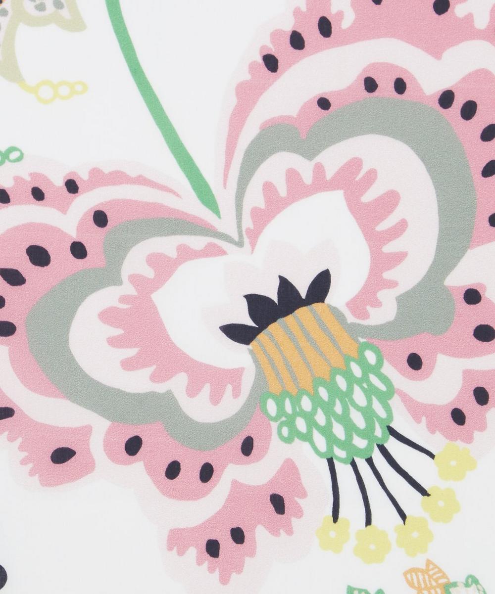Floral Symphony Tana Lawn Cotton