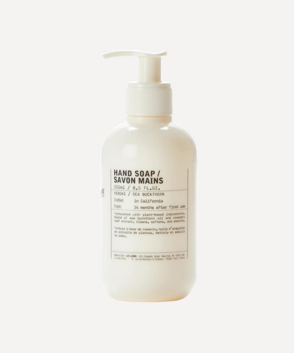 Hinoki Hand Soap 250ml