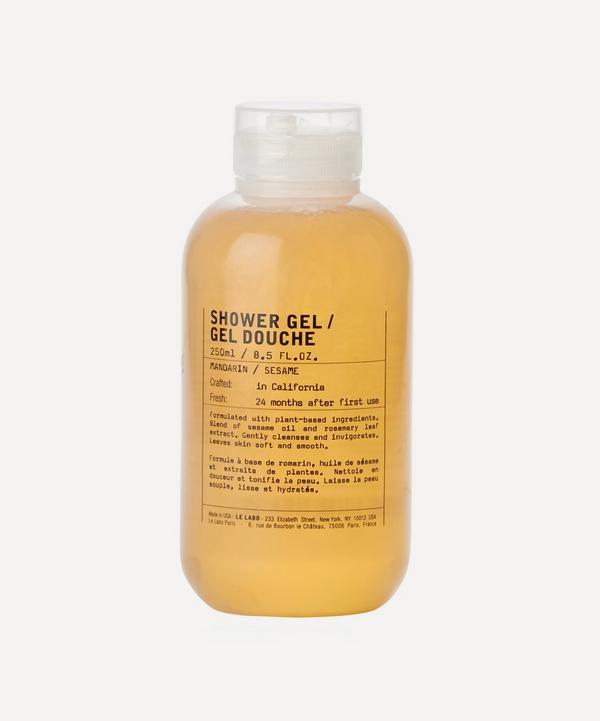Le Labo - Mandarin Shower Gel 250ml