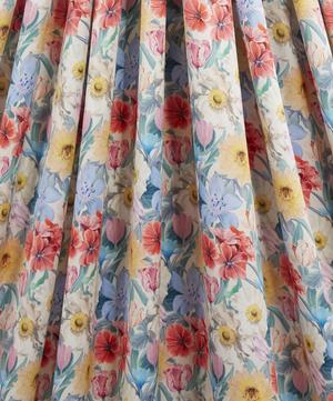 Meadow Melody Small Silk Satin