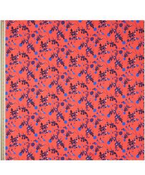 Poppy Dream Silk Satin