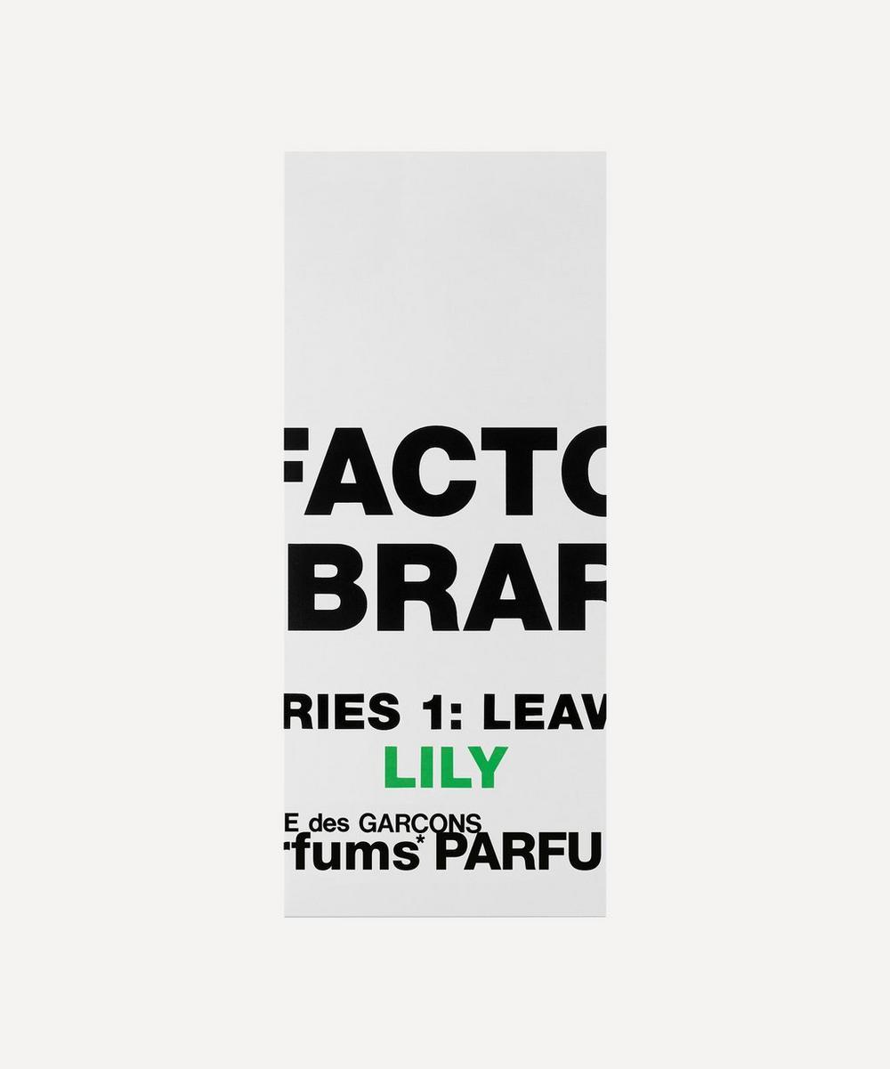 Olfactory Library Lily Eau de Toilette 50ml