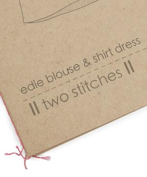 Edie Blouse and Shirt Dress Pattern