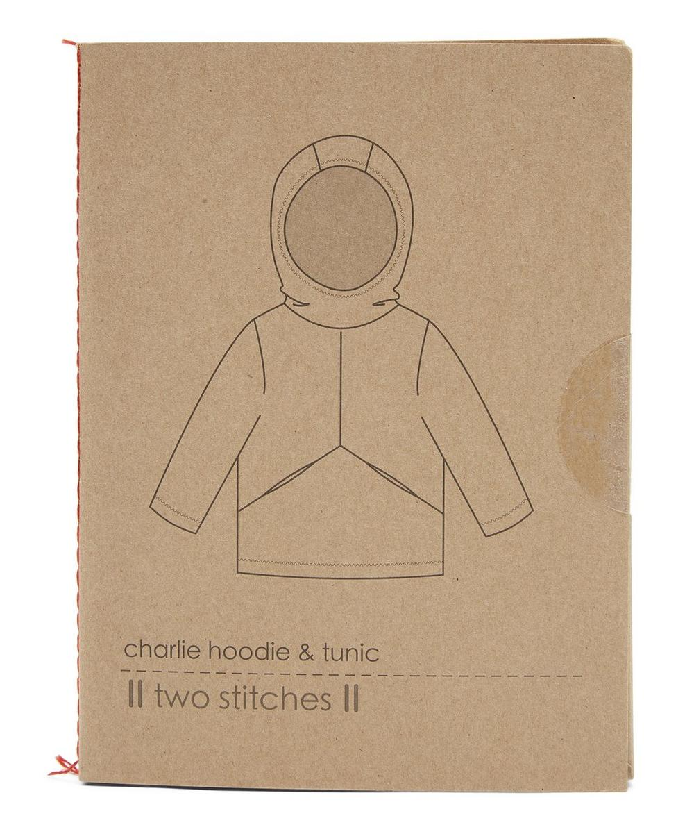Charlie Hoodie and Tunic Pattern