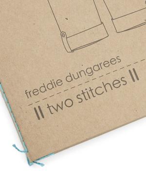 Freddie Dungarees Pattern
