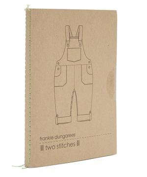 Frankie Dungarees Pattern