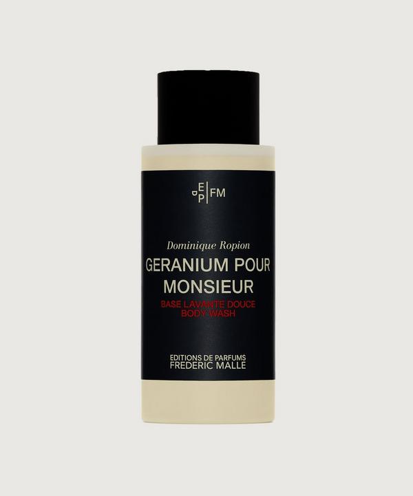 Frédéric Malle - Géranium pour Monsieur Body Wash 200ml