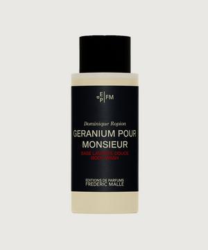 Géranium pour Monsieur Body Wash 200ml