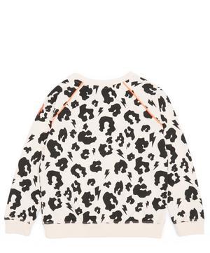Leopard Print Sweatshirt 2-6 Years